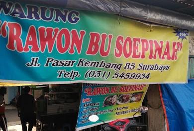 Rawon Bu Soepinah