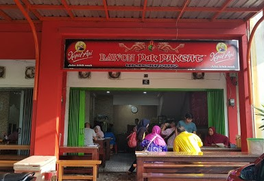 Rawon Pak Pangat