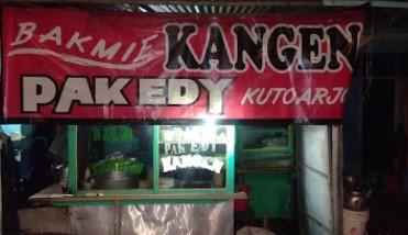 Bakmi Kangen Pak Edy