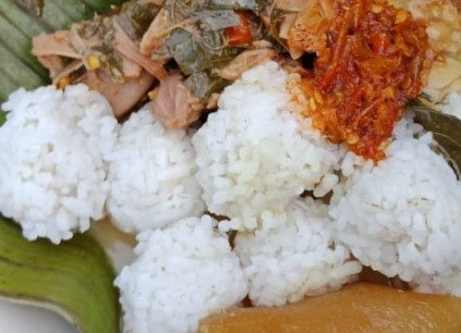 Nasi Pengel