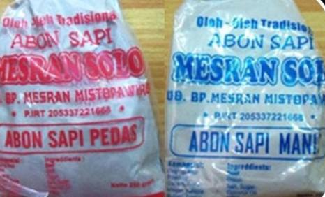 Abon Mesran