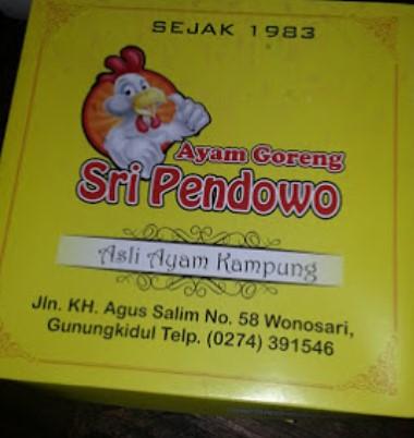 Ayam Goreng Sri Pendowo