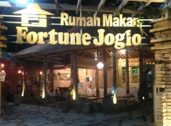 Rumah Makan Fortune Joglo