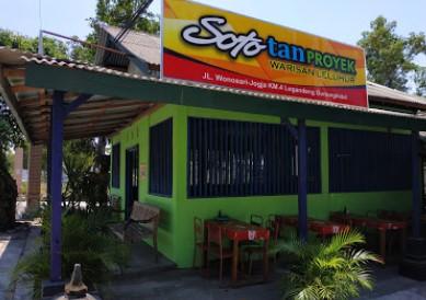 Soto Tan Proyek