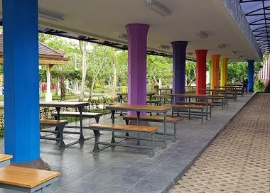 Taman Kuliner Pengayoman