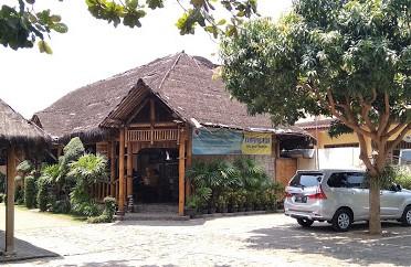 Rumah Makan & Pancingan Kampoeng Rasa