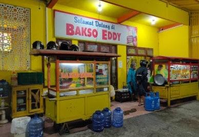 Bakso di Probolinggo bakso eddy
