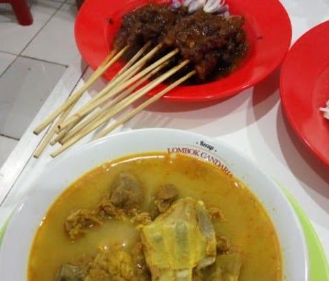 Depot Sate Cak Kin Wiyung