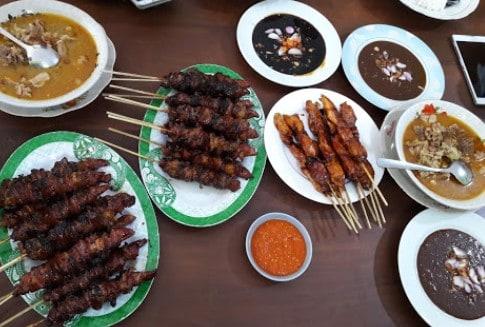 Sate Kambing Cak Lam