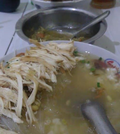 Soto Ayam Pak Panji Semarang